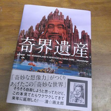 奇界遺産 / 佐藤健寿 / エクスナレッジ / 2010