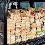買取例:ちくま文庫、サブカルマンガ、ハヤカワ銀背ほか約2000冊@千葉県市川市