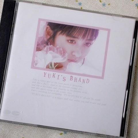 [CD] YUKI'S BRAND / 斉藤由貴 / ポニーキャニオン/ 1987