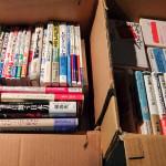 買取例:ビジネス書、実用書、コミック他@東京都文京区
