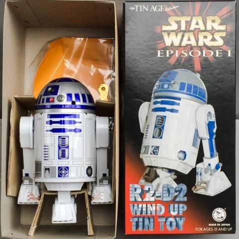 大阪ブリキ玩具資料室製 R2-D2