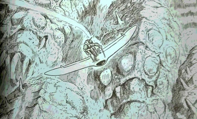 漫画『風の谷のナウシカ』