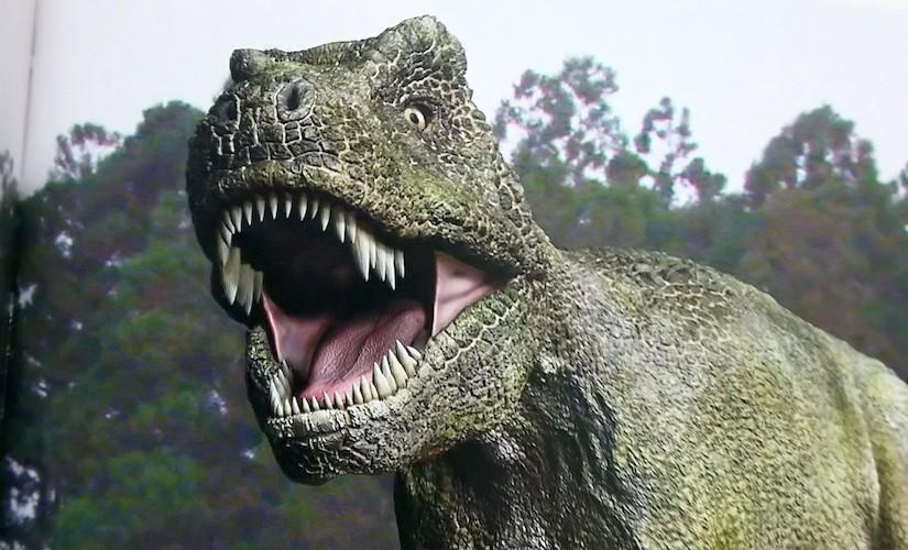『恐竜vsほ乳類』