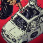 古本出張買取例:コミック、「ナルト」、「ドラゴンボール」などなど@東京都江戸川区
