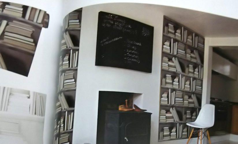 入荷情報:『本棚の本』