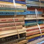 古本出張買取:楽譜、文庫、コミック、CD、DVD@神奈川県小田原市