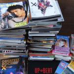 買取例:音楽雑誌のバックナンバー@埼玉県所沢市